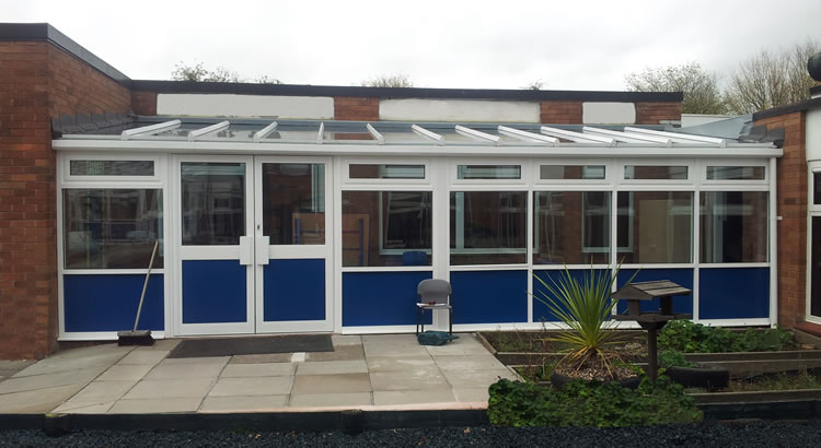 AMB Glass and Malvern Windows Ltd - Schools